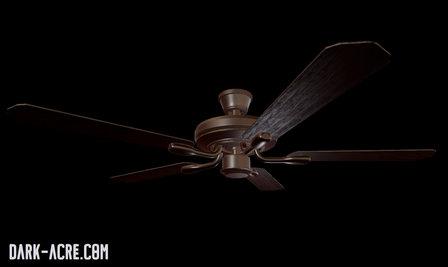 Number One Fan 3D Model