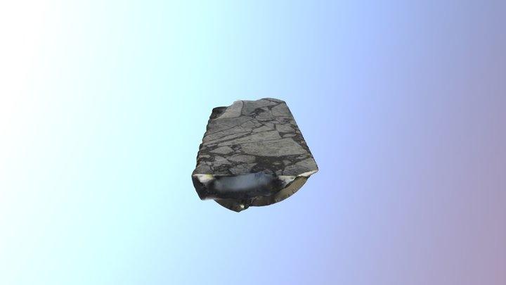 Drillcore 3D Model