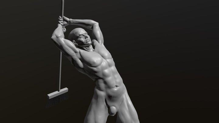 The bug killer 3D Model