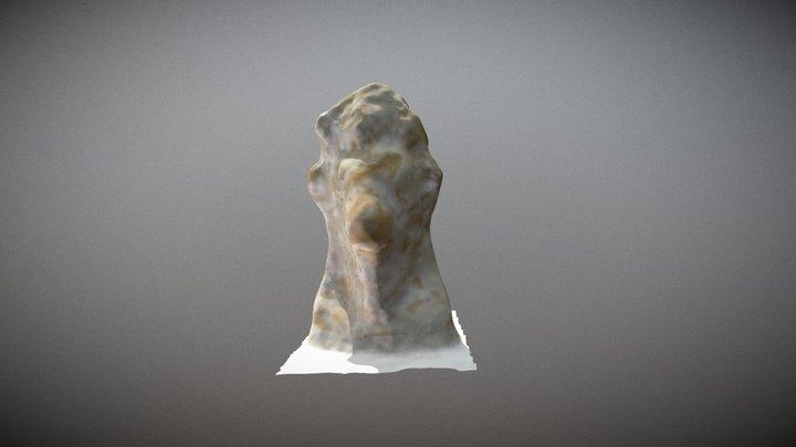 Toro sacro 3D Model