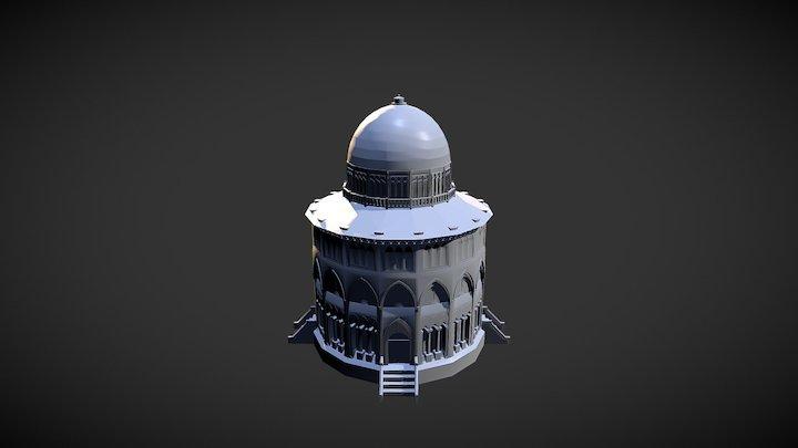 The Nott Memorial 3D Model