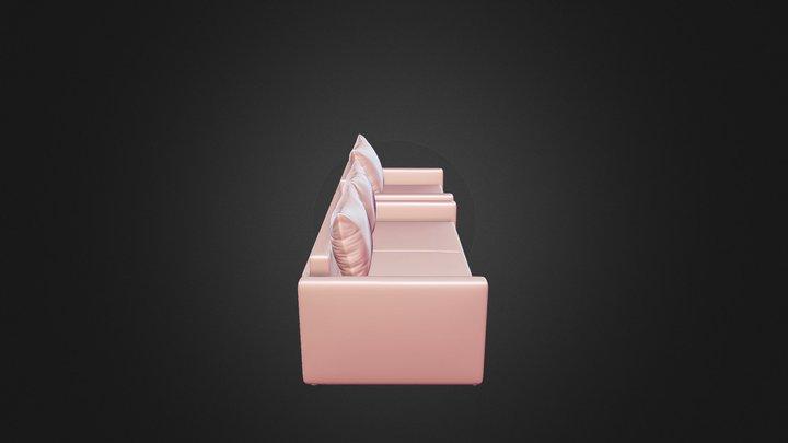Stanley Chair Sketchfab Mk6 3D Model