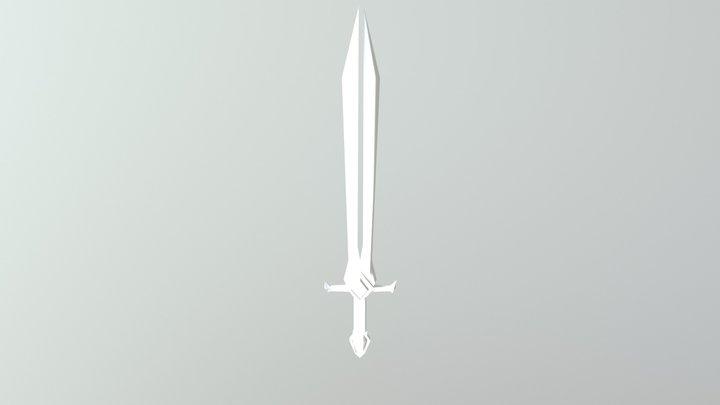 Original Sword 3D Model