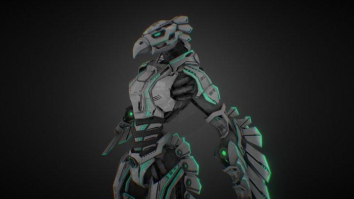 Horus V.7plus 3D Model
