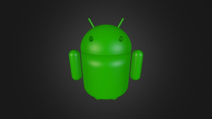 Android by PrimeCGI 3D Model