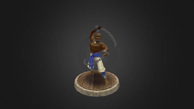 Tsongo 3D Model