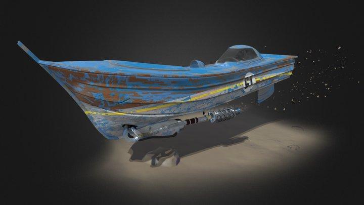 Caronte 3D Model