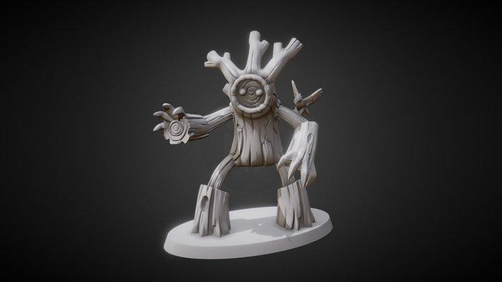 Treant 3D Model