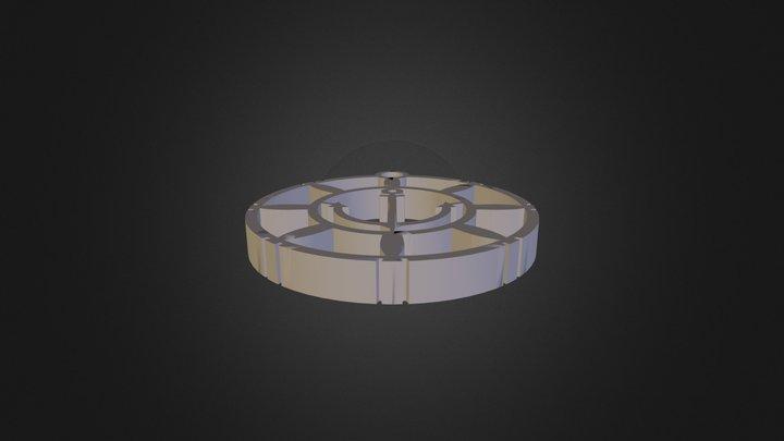 מנדלה 4 תירוש ילין (1) 3D Model