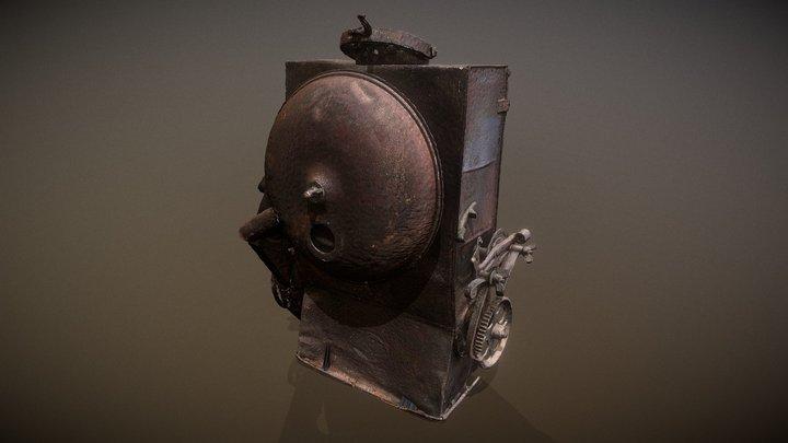 Fumigador 3D Model