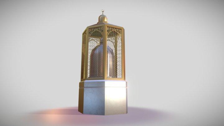 Maqam Ibrahim 3D Model