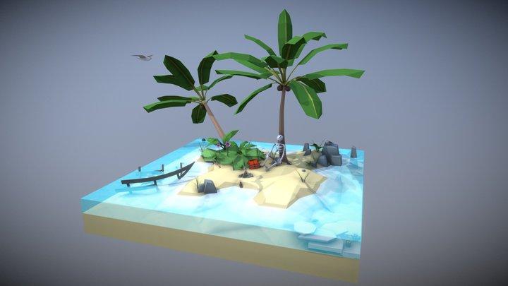 Survivor? 3D Model