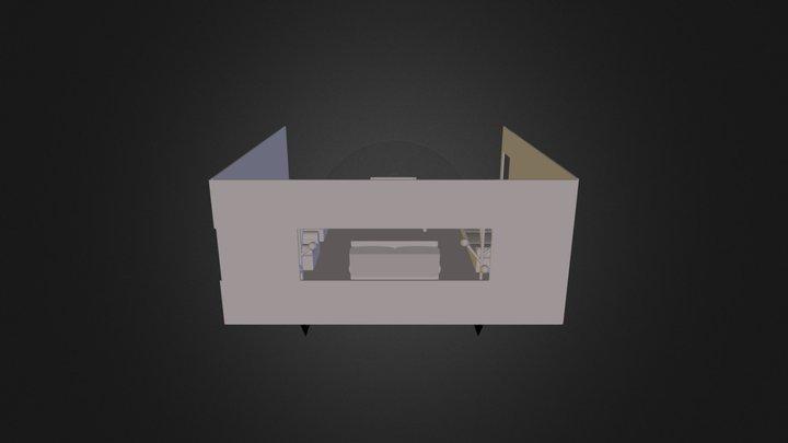 Sala 3D Model