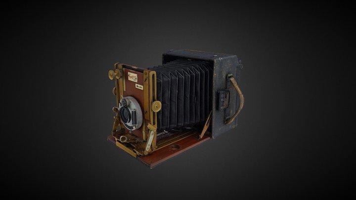 Sanderson de luxe camera (TM30762) 3D Model