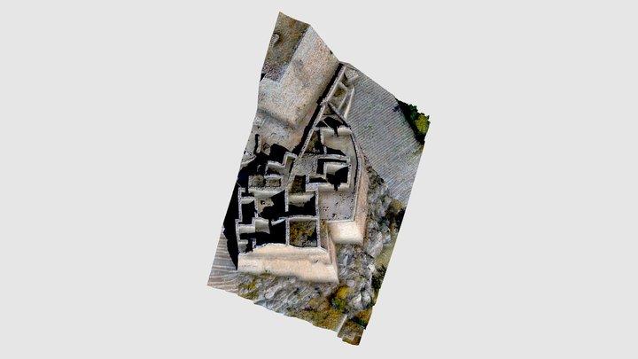 El Cuartel 3D Model