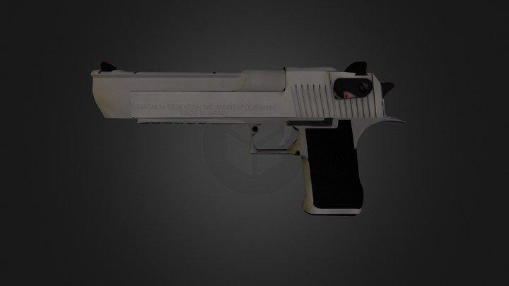 Hu 3D Model