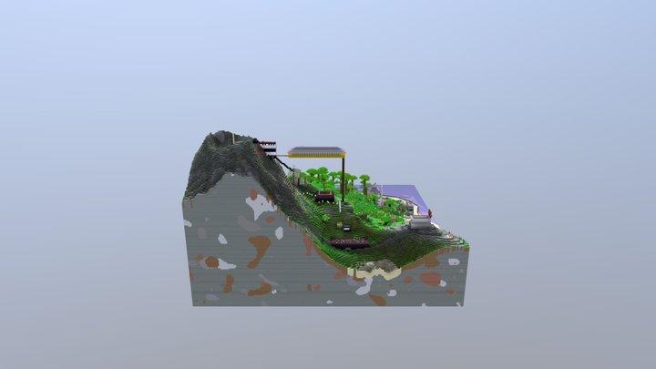 old york 10-07 3D Model