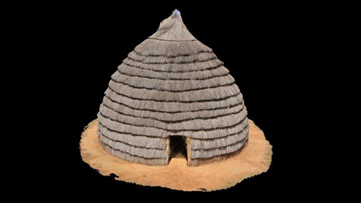 Caddo House 3D Model