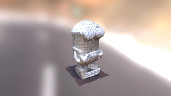 Daisy 3 3D Model