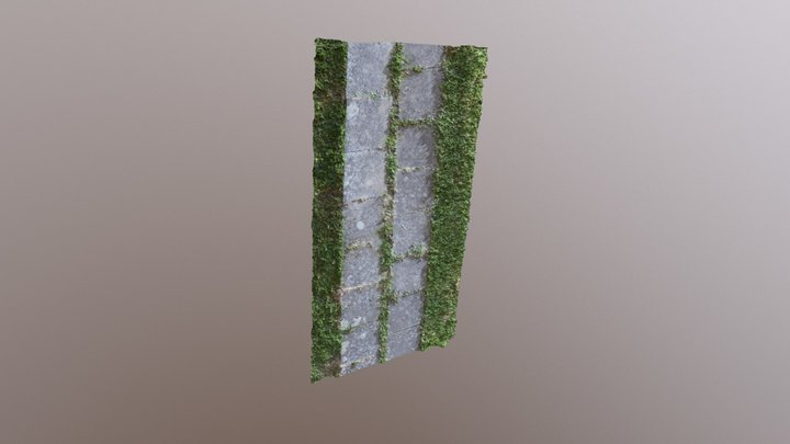 Stoneway 3D Model