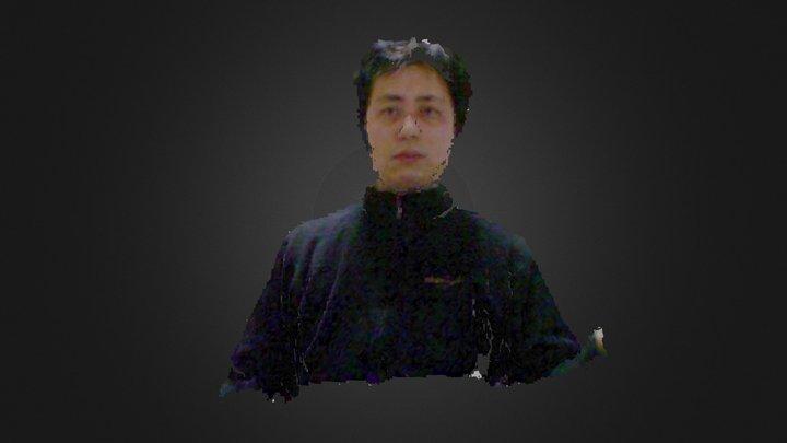 koichi4 3D Model