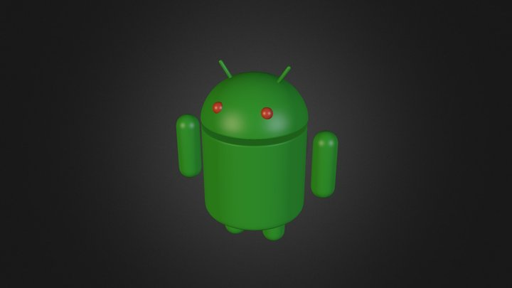 android_2 3D Model