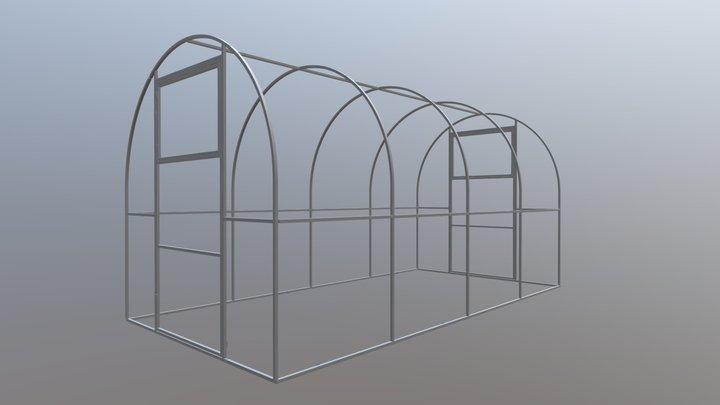 28 разборная 2 м (шаг 1 м) 3D Model
