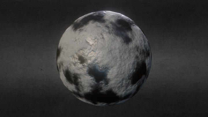 planet - test 3D Model