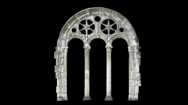 Arco de Santo Domingo. Vitoria-Gasteiz 3D Model