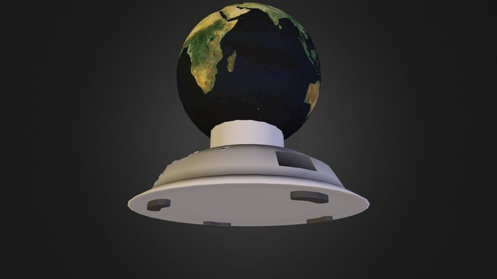 GeoSphere Prealpha 3D Model