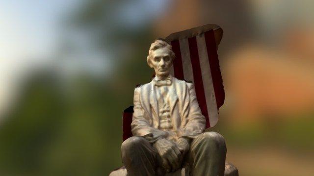 Lincoln 3D Model