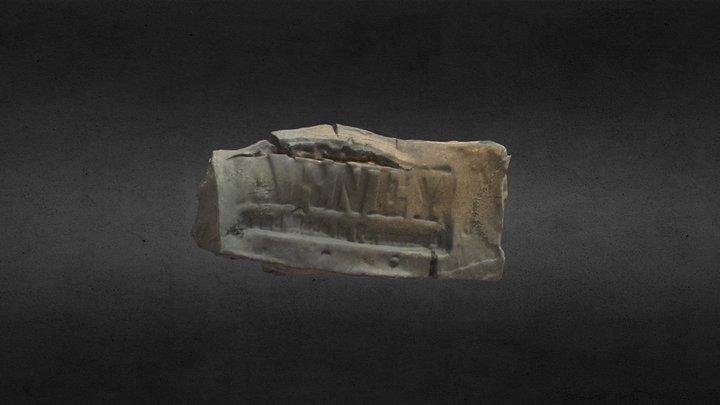 Arney Brick Low 3D Model