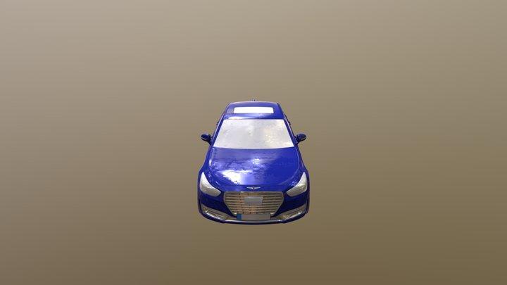 G90 Gl TF Test 01 3D Model