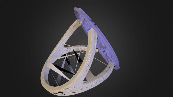 Ring.3ds 3D Model