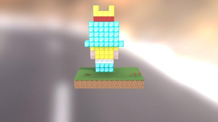 avatar-maria-sc7 3D Model