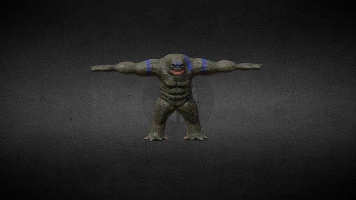 Ogro 3D Model