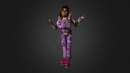 Patel 3D Model