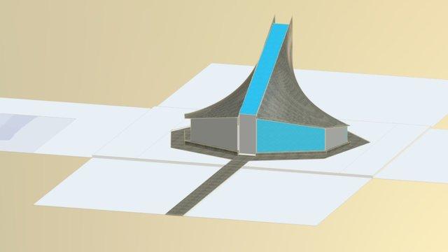 Palomar 3D Model