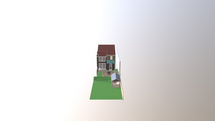 Ext_OK_V2 3D Model
