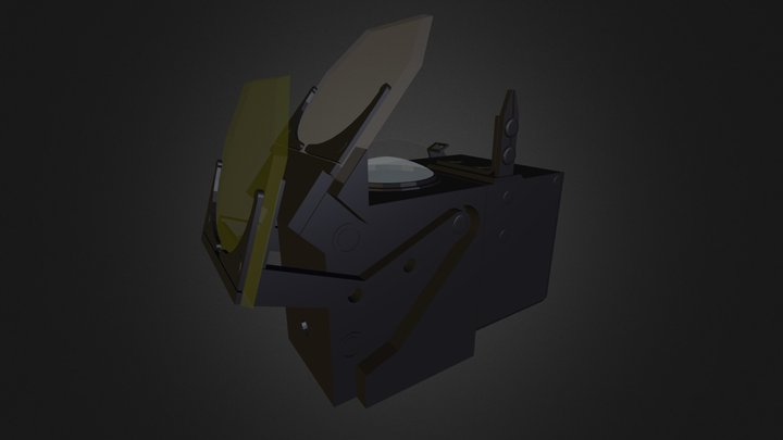 Revi 16b 3D Model