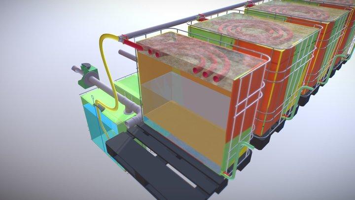 HelophyteFilter 3D Model
