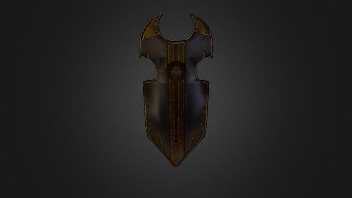 Shield1 3D Model
