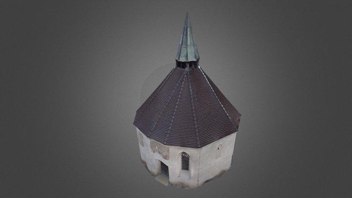 Chiesa di San Sebastiano - Chiusa 3D Model