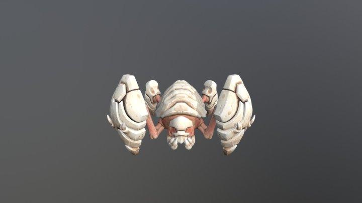 Rakin 3D Model