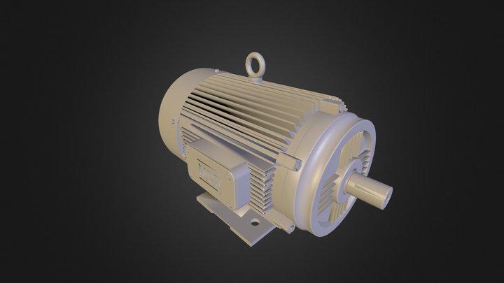 Motor Wagner N250213 3D Model