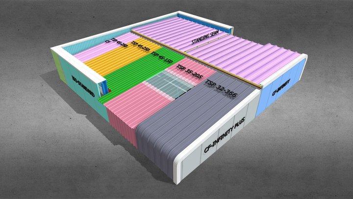 BM Mockup Updated with labels 3D Model