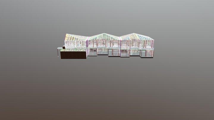 23 Salisbury St - Townhouse Development Project 3D Model
