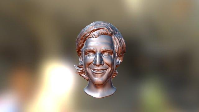Aaron 3D Model