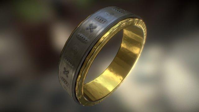 Ring Irn 3D Model