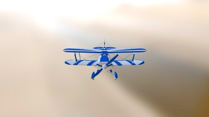 Pitt Base 3D Model